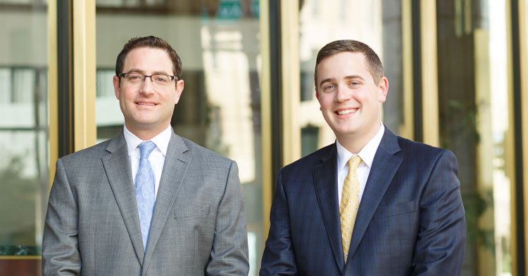 Personal injury attorneys David and Will