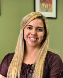 Adilene Mercado legal assistant