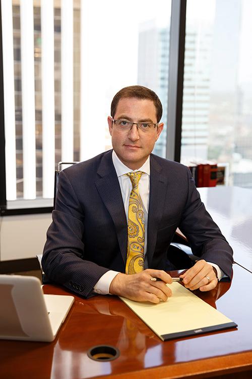 Personal Injury Lawyer David Black