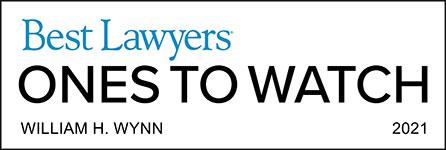 William Wynn, Best Lawyers, ones to watch.